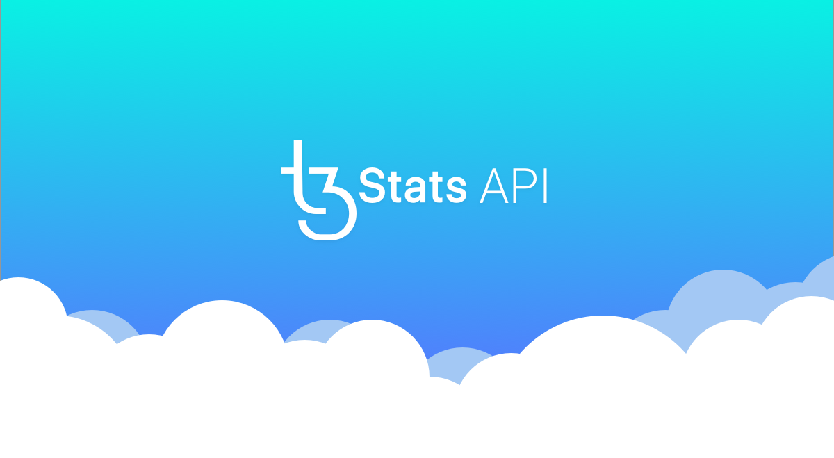 TzStats Smart Contract APIs for Tezos