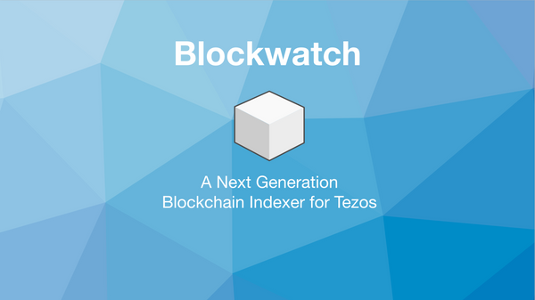 Next-gen Blockchain Indexing for Tezos